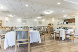 Memory Care Dining Room(1)