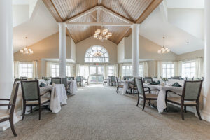 Personal Care Sensations Dining Room