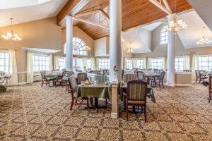 Sensations Dining Room 2