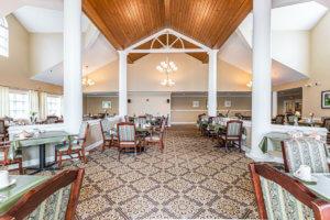 Sensations Dining Room 3