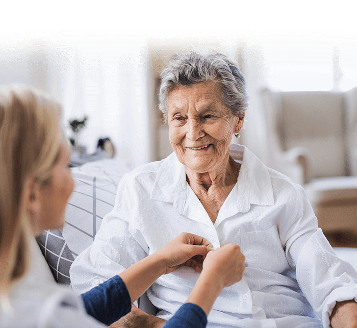 Rittenhouse Village At Muhlenberg Personal Care Resident Receiving Assistance